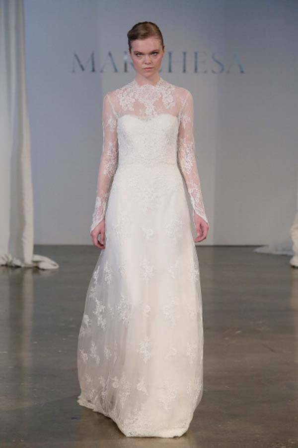 2014 Bridal Spring/Summer Collection - Marchesa - Show