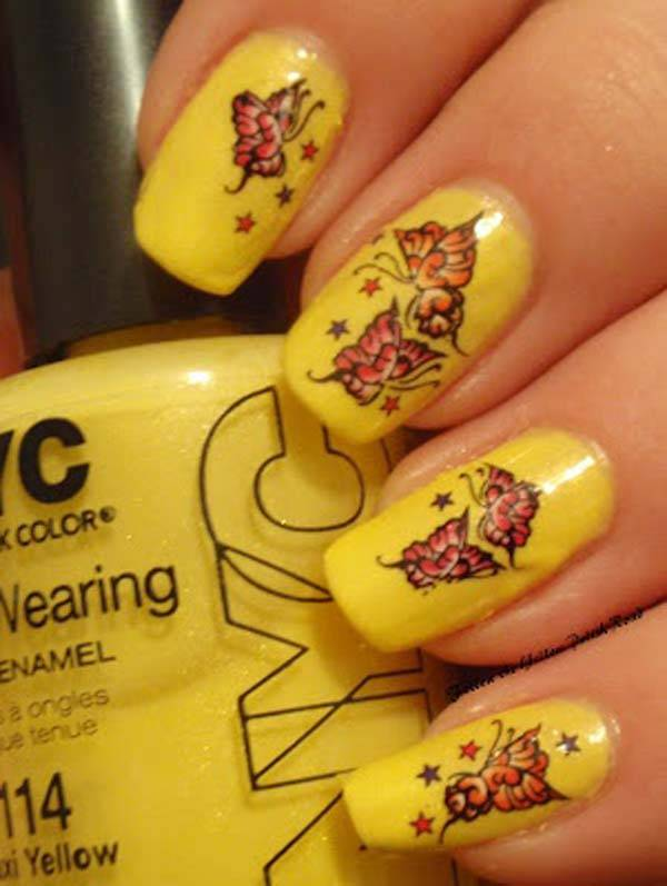 Easter 2014 Nail Art Designs Cute Hairstyles Ideas_06
