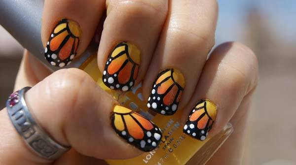 Easter 2014 Nail Art Designs Cute Hairstyles Ideas_17