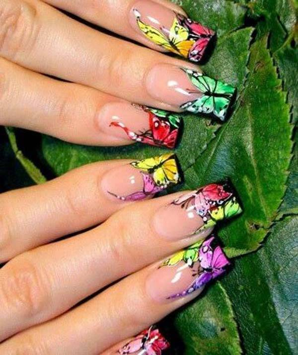 Easter 2014 Nail Art Designs Cute Hairstyles Ideas_20