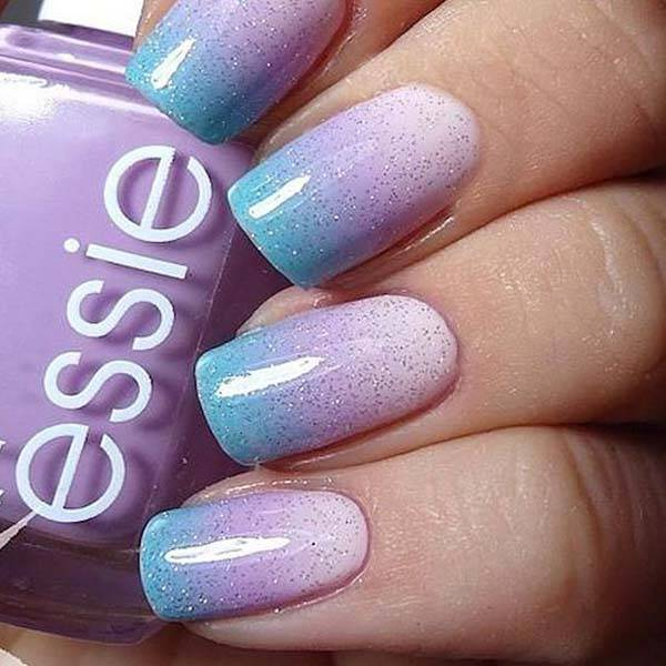 Easter 2014 Nail Art Designs Cute Hairstyles Ideas_38