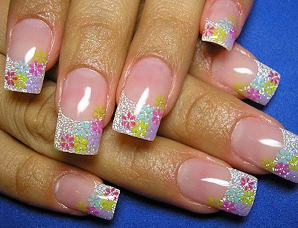 Easter 2014 Nail Art Designs Cute Hairstyles Ideas_39