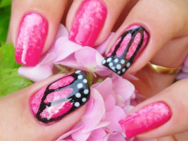 Easter 2014 Nail Art Designs Cute Hairstyles Ideas_46