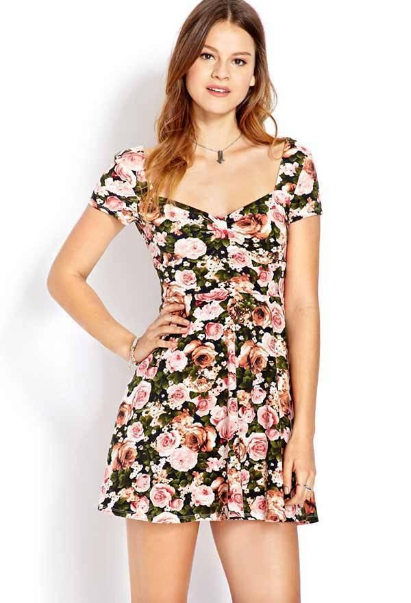 Forever 21 Dresses Spring 2014_01
