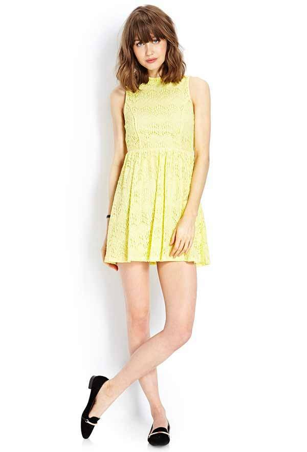 Forever 21 Dresses Spring 2014_10