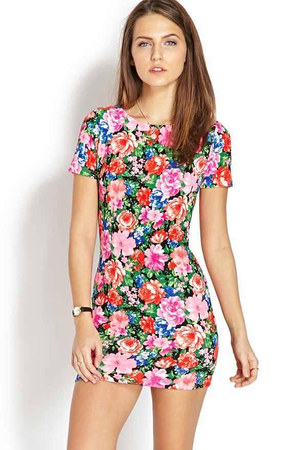 Forever 21 Dresses Spring 2014_49