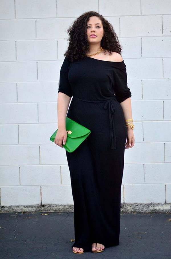 Plus Size Maxi Dresses 2014_30