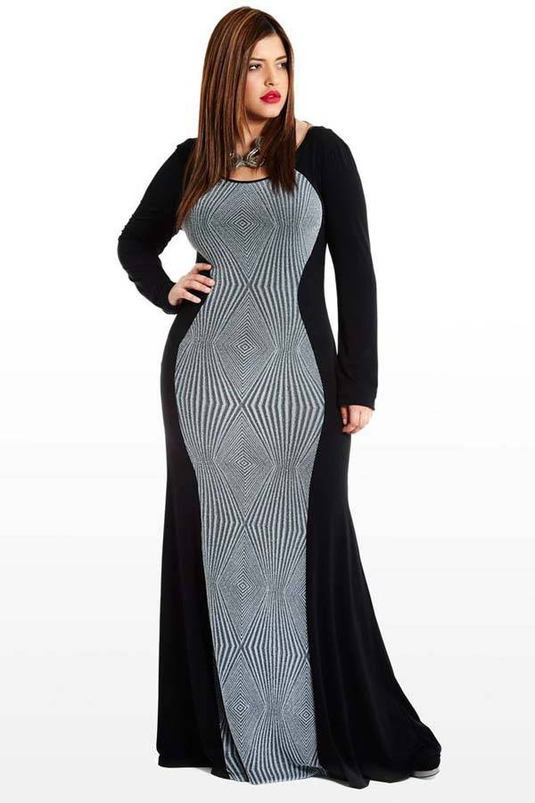 Plus Size Maxi Dresses Formal Dresses