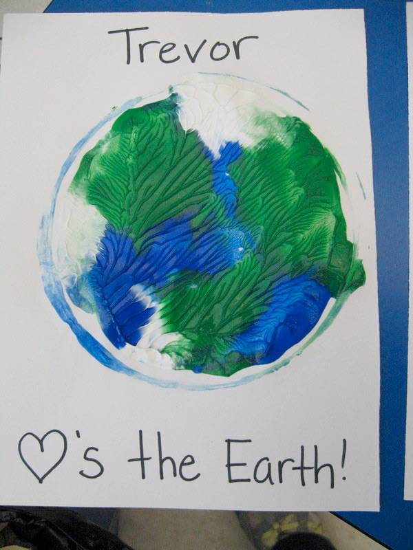 Earth Day Crafts For Kids (19)