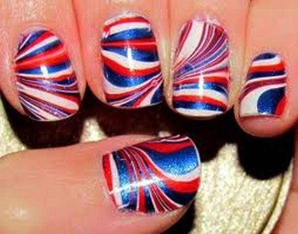 Memorial Day Nail Designs (3)