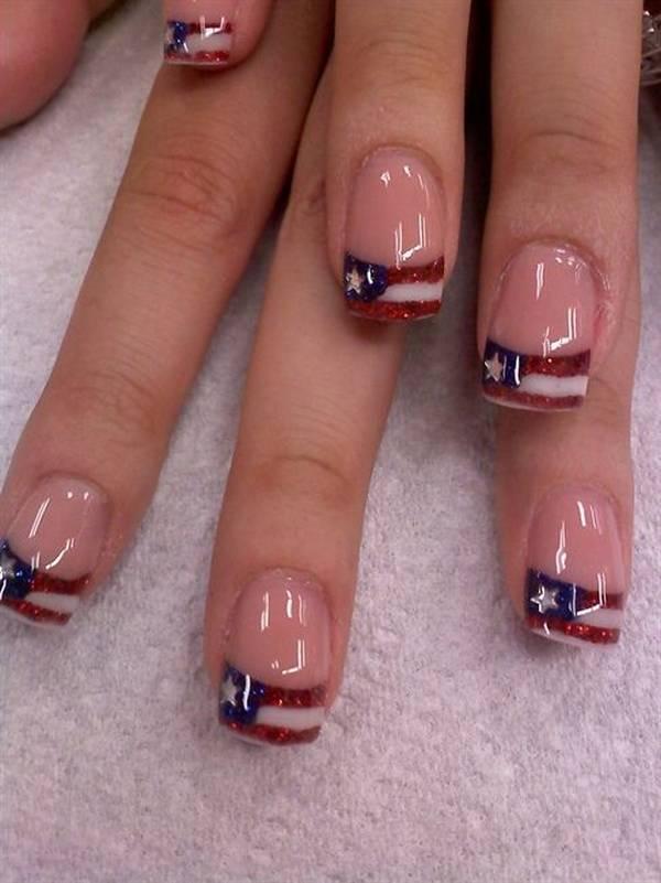 Memorial Day Nail Designs (8)