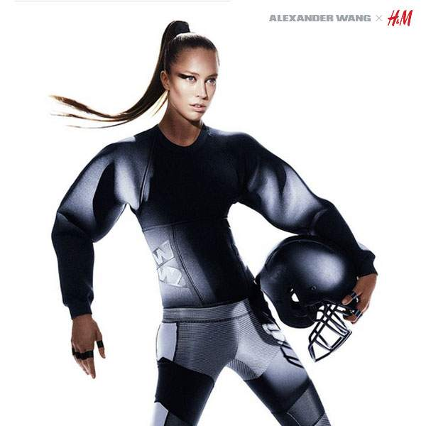 Alexander Wang H&M Entire Collection Fall 2014