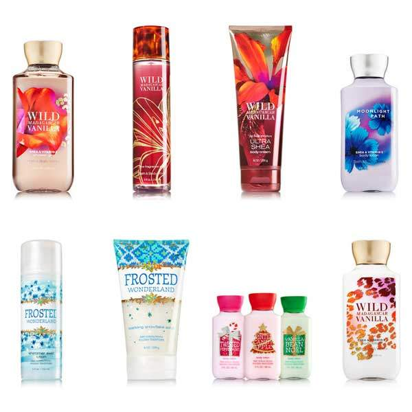 Bath and Body Works Signature Collection