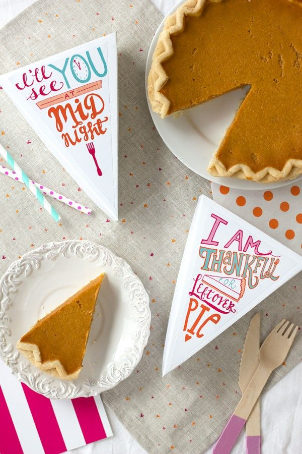 Easy Ideas For Thanksgiving 2014 (2)