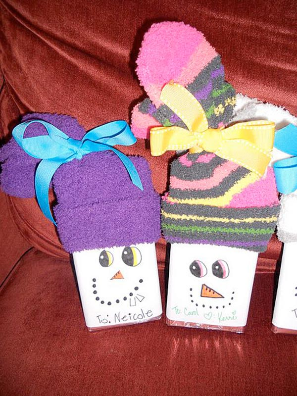 Top 33 DIY Christmas Crafts For Kids (12)