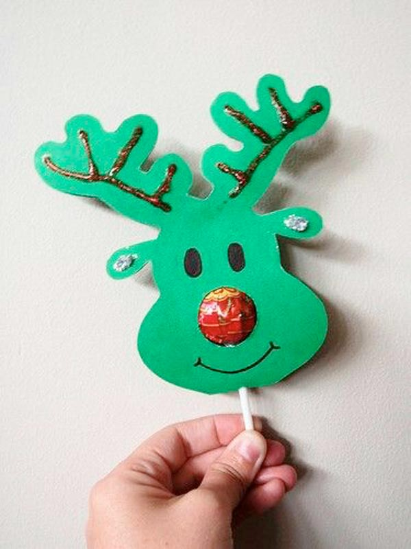 Top 33 DIY Christmas Crafts For Kids (14)