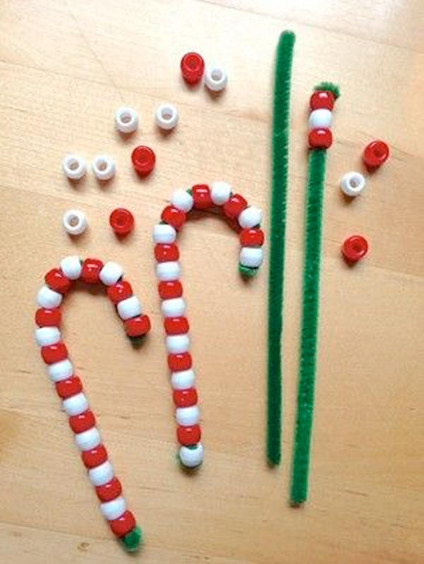 Top 33 DIY Christmas Crafts For Kids (17)