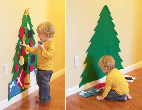 Top 33 DIY Christmas Crafts For Kids (19)