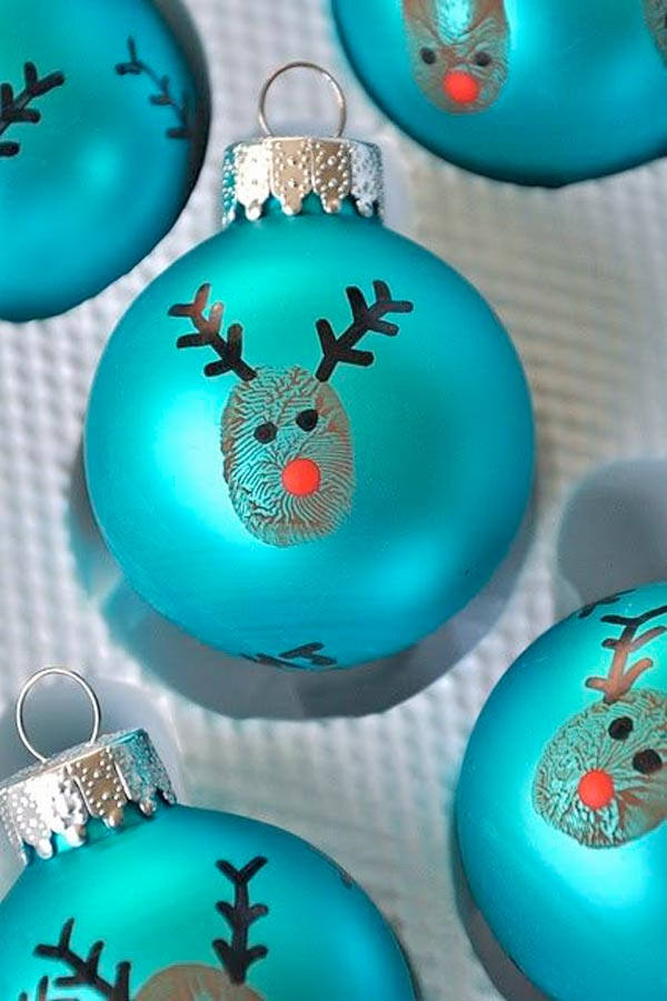 Top 33 DIY Christmas Crafts For Kids (20)