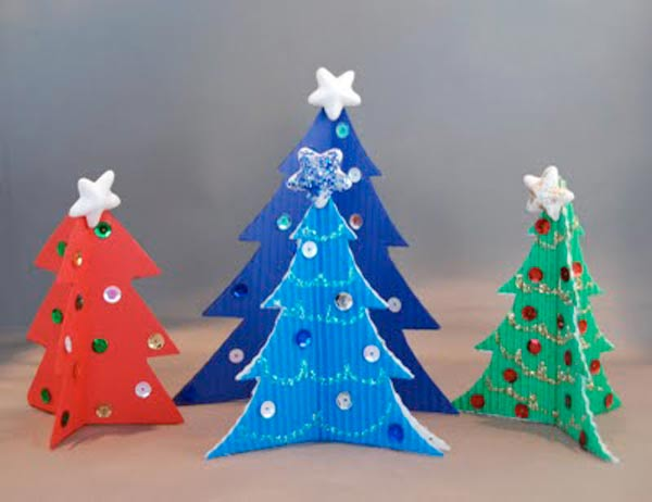 Top 33 DIY Christmas Crafts For Kids (23)