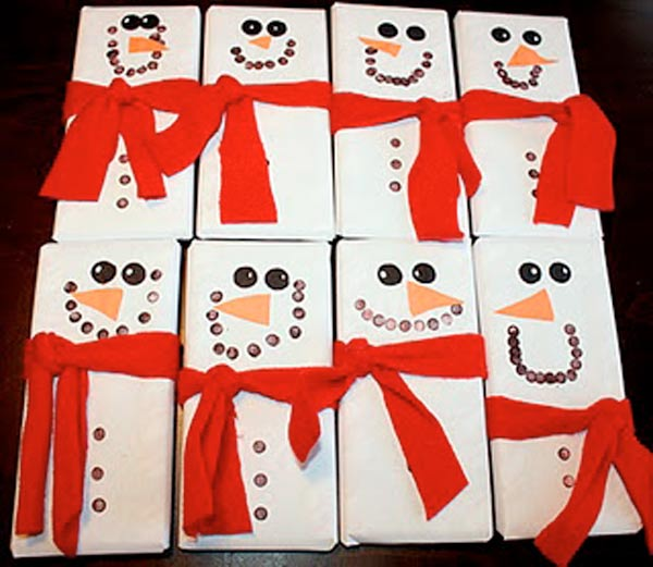 Top 33 DIY Christmas Crafts For Kids (25)