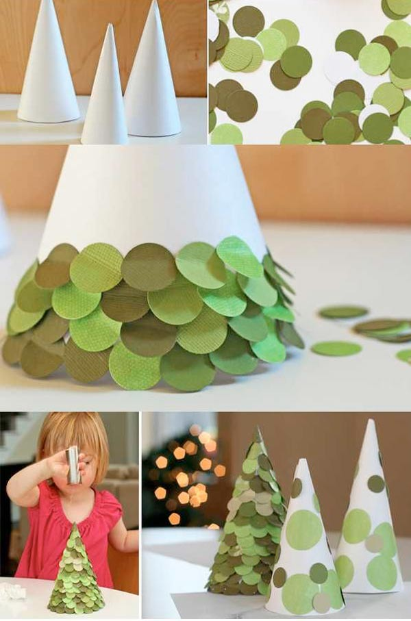 Top 33 DIY Christmas Crafts For Kids (28)