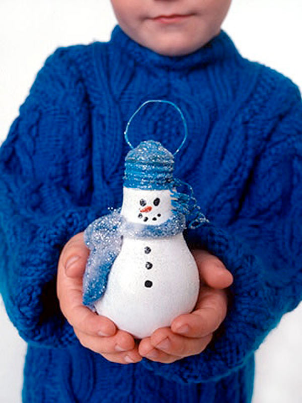 Top 33 DIY Christmas Crafts For Kids (3)
