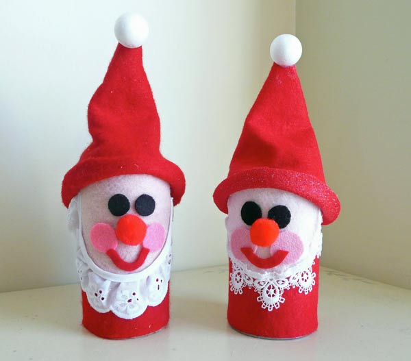 Top 33 DIY Christmas Crafts For Kids (31)