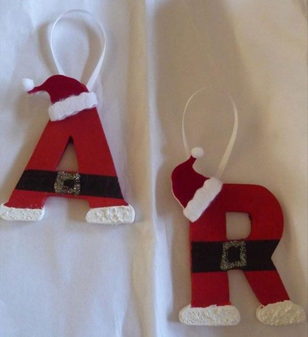 Top 33 DIY Christmas Crafts For Kids (7)
