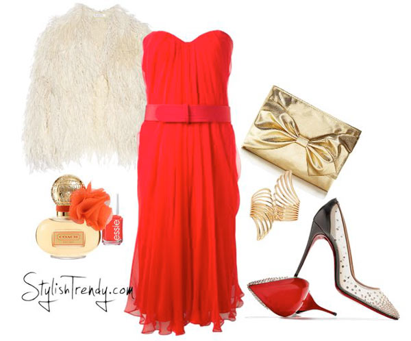Christmas party outfits 2015 By Stylish Trendy (1)