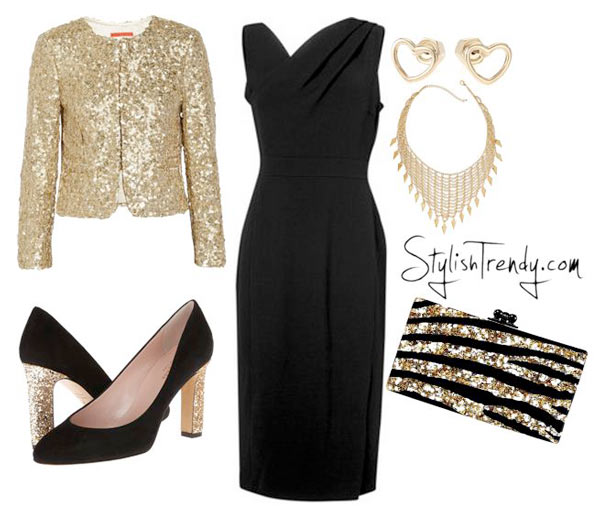 Christmas party outfits 2015 By Stylish Trendy (10)