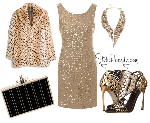Christmas party outfits 2015 By Stylish Trendy (11)