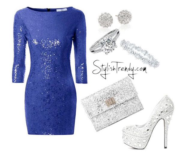 Christmas party outfits 2015 By Stylish Trendy (12)