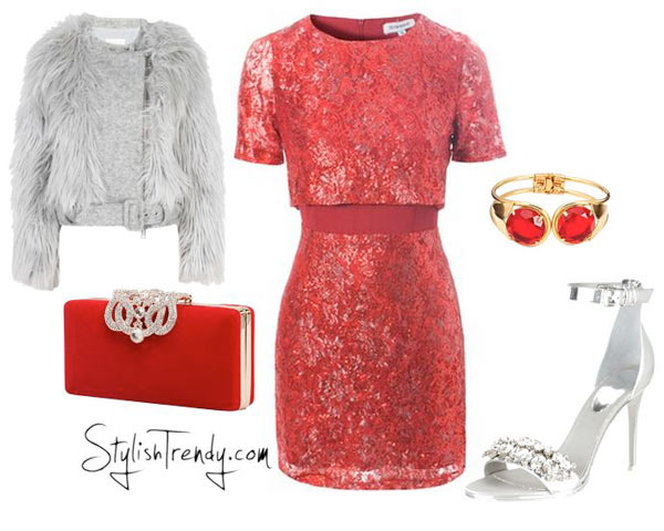 Christmas party outfits 2015 By Stylish Trendy (13)