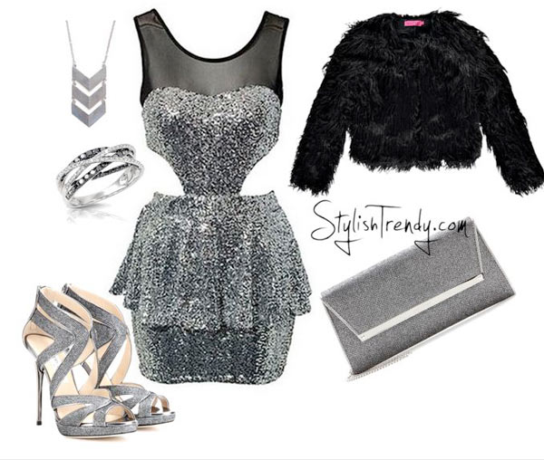Christmas party outfits 2015 By Stylish Trendy (16)