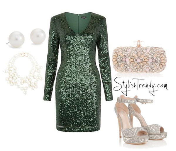 Christmas party outfits 2015 By Stylish Trendy (17)