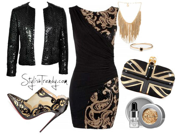 Christmas party outfits 2015 By Stylish Trendy (18)