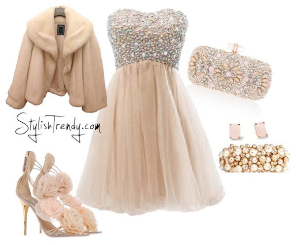 Christmas party outfits 2015 By Stylish Trendy (19)