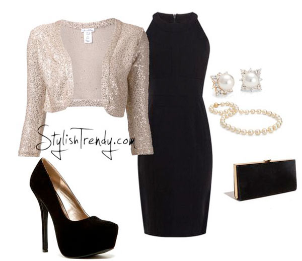 Christmas party outfits 2015 By Stylish Trendy (2)