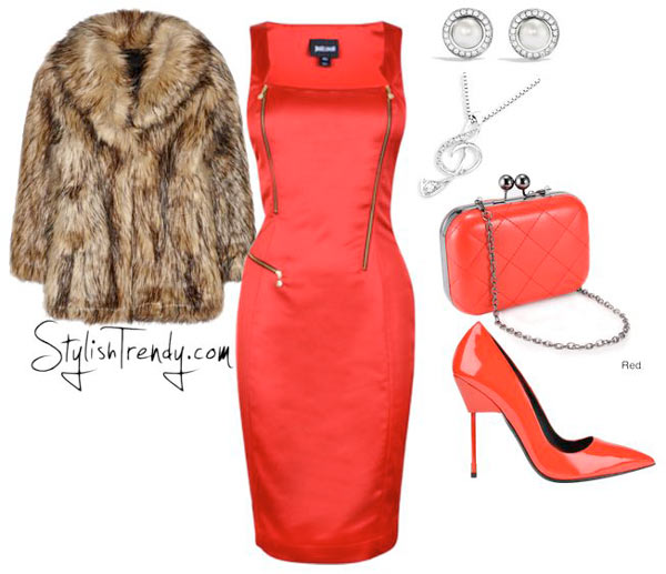 Christmas party outfits 2015 By Stylish Trendy (20)
