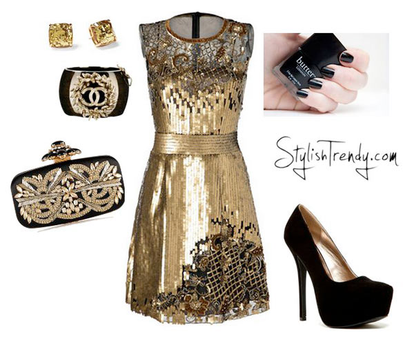 Christmas party outfits 2015 By Stylish Trendy (21)