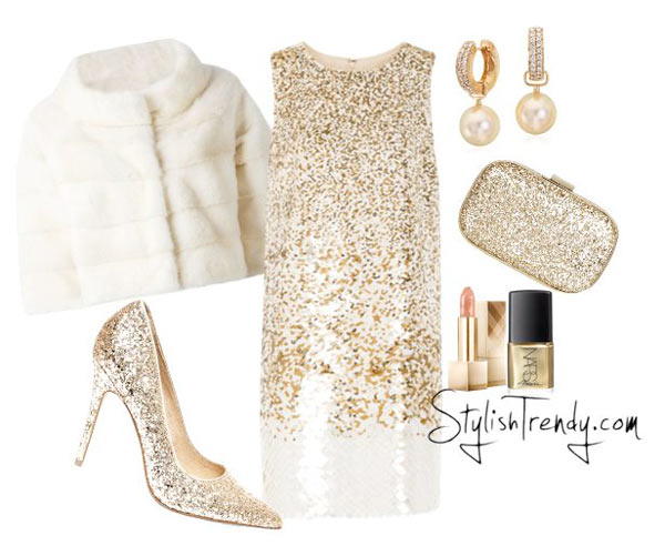 Christmas party outfits 2015 By Stylish Trendy (3)