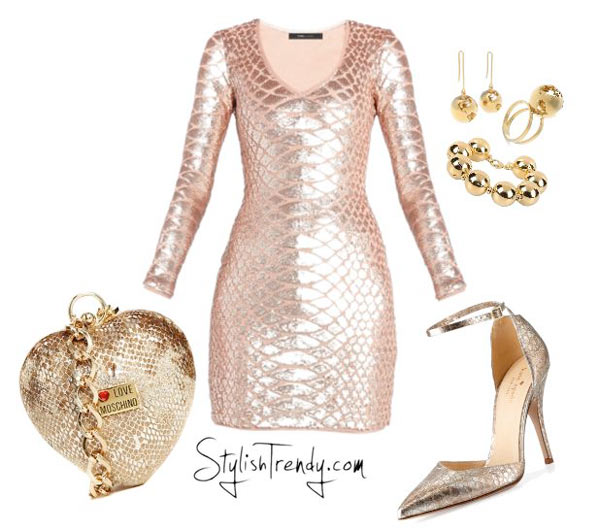 Christmas party outfits 2015 By Stylish Trendy (4)