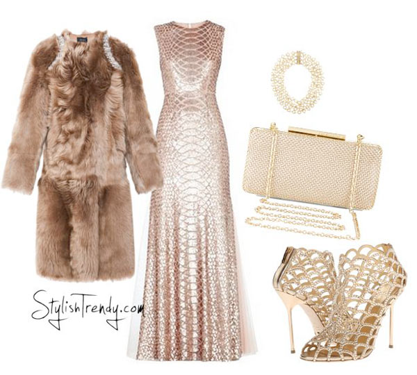 Christmas party outfits 2015 By Stylish Trendy (6)
