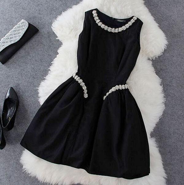 New Years Eve Dresses 2015, little black dress
