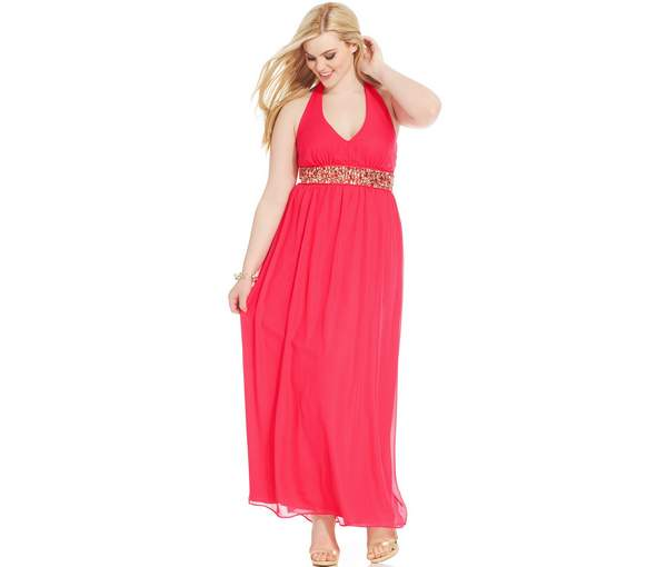 Plus Size Maxi Dresses 2015_01