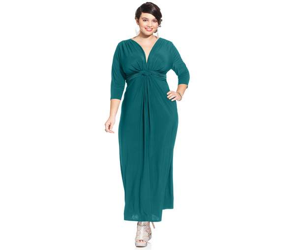 Plus Size Maxi Dresses 2015_05