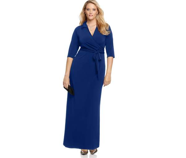 Plus Size Maxi Dresses 2015_07