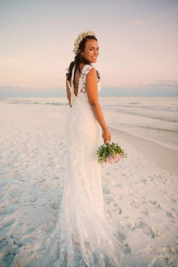 Beach Wedding Dresses 2015_06