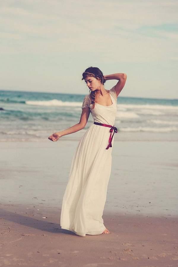 Beach Wedding Dresses 2015_07
